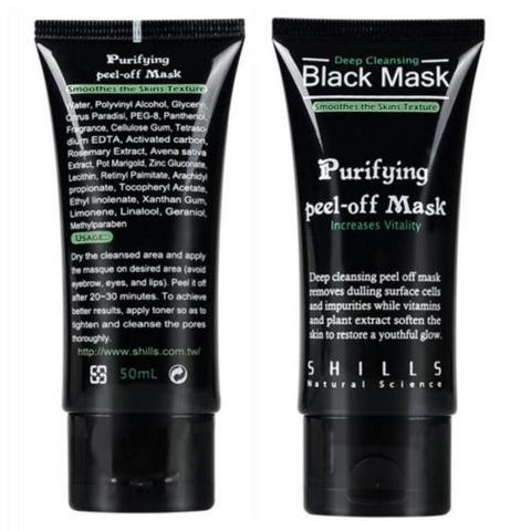 [FREE] Black Mask Peel Off - Blackhead Remover & Deep Cleansing