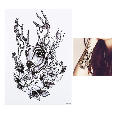 New Arrival Stunning Temporary Tattoo Stickers