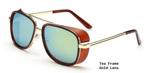 Tony Stark Iron Man Style Sunglasses