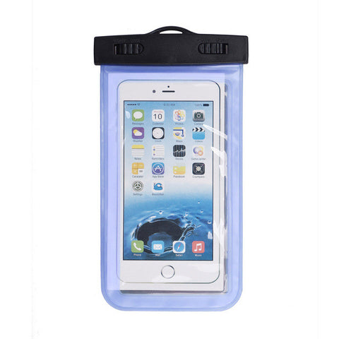 Waterproof Cell Phone Dry Bag - Universal