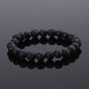 Image of Black Lava Energy Bracelet