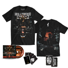 New Empire Vol. 2 Tee & CD Bundle