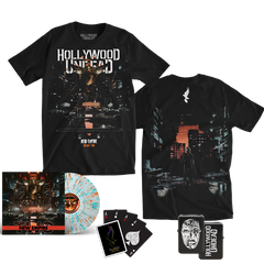 New Empire Vol. 2 Tee & Vinyl Bundle