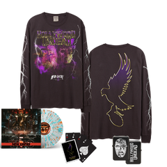 New Empire Vol. 2 Long Sleeve & Vinyl Bundle