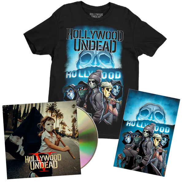 Comic CD Bundle