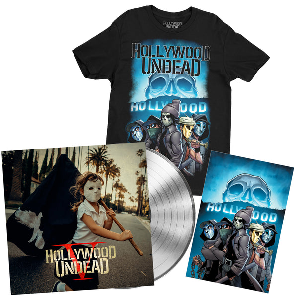 Comic Vinyl Bundle