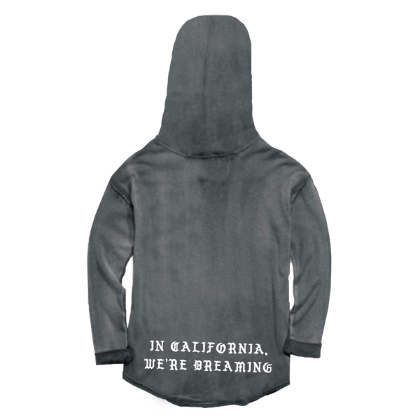 California Dreaming Ladies Hoodie