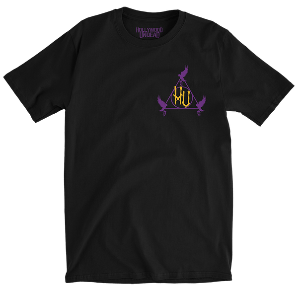 LA Purple & Gold Tee