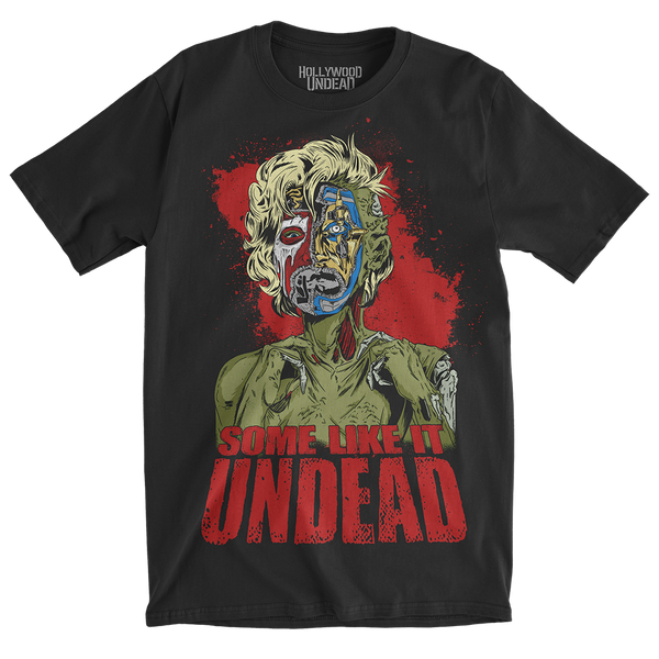 Some Like It Undead Tee