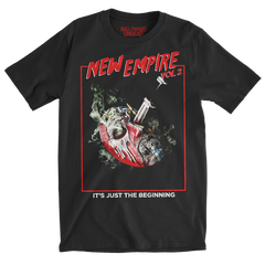 New Empire 2 Mask Tee