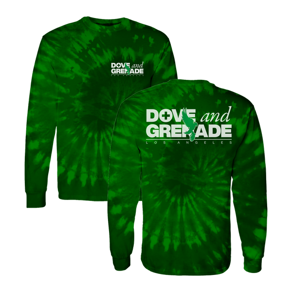 D&G Tie Dye Long Sleeve