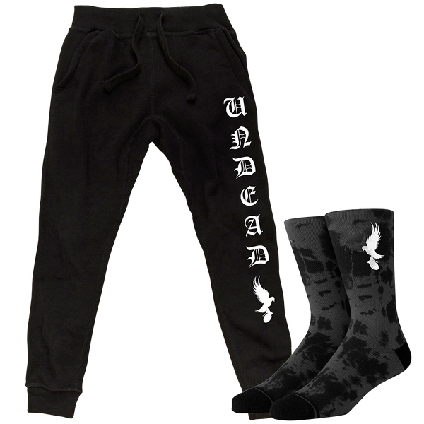 Undead Joggers & Socks Bundle