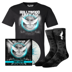 New Empire Vol 1 Tee & Vinyl Bundle