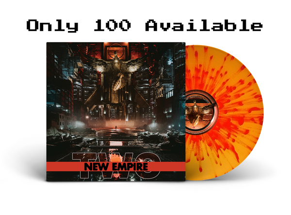 New Empire Vol. 2 - Exclusive Transparent Orange Vinyl w/ Neon Orange Splatter