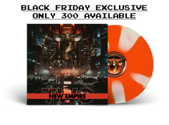 New Empire Vol. 2 Vinyl - Orange Creamsicle