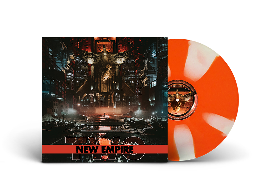 New Empire, Vol. 2 - Orange Creamsicle Vinyl