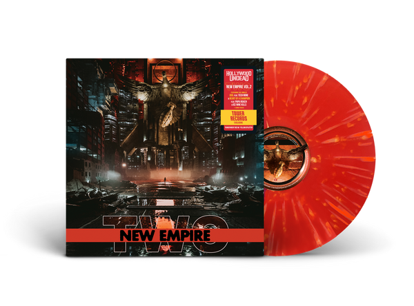 New Empire Vol. 2 Vinyl - Tower Records Variant