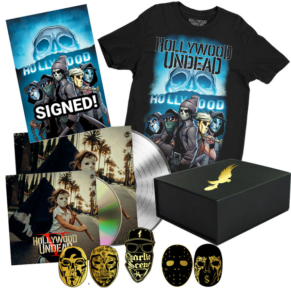 Ultimate Signed Comic Bundle