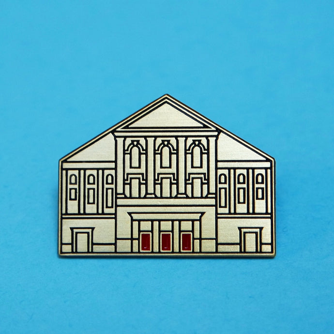 Massey Hall Pin