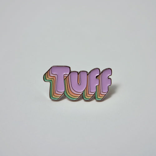 Tuff pin (Summer colour edition)