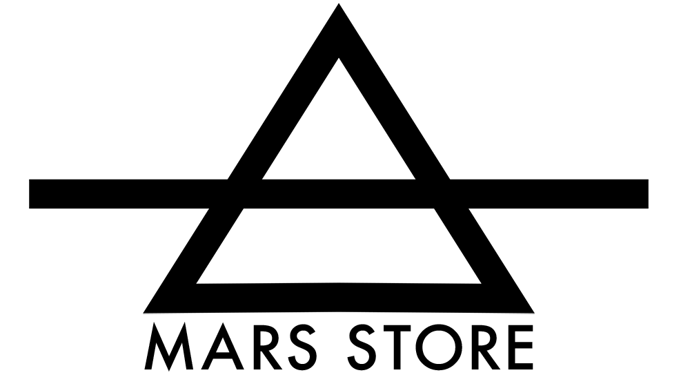 triad logo with Mars Store