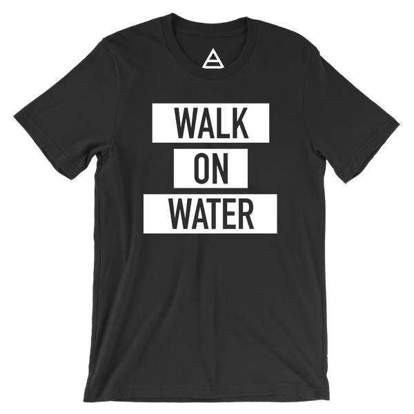 Walk On Water Tee