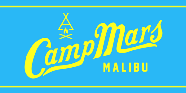 Camp Mars 2017 Towel