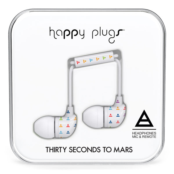 Triad Thirty Seconds To Mars Headphones