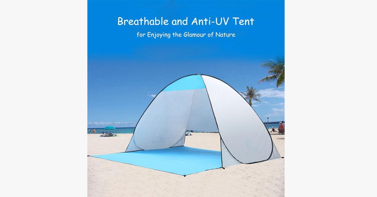 Automatic Easy Outdoor Tent - BFCM