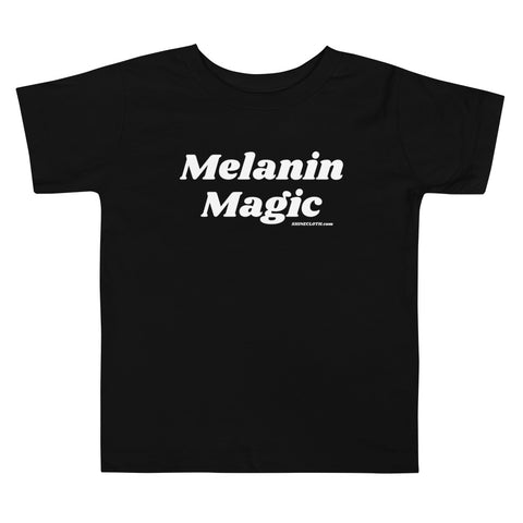 Melanin Magic Toddler Tee