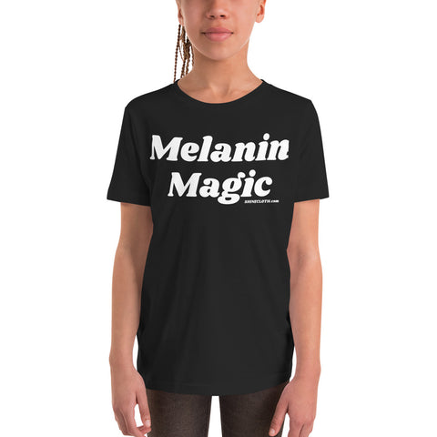 Melanin Magic Kids Tee
