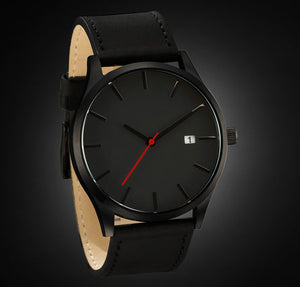 Suave Leather Watch - 2 Styles