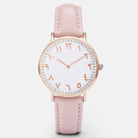 Pure Pastel - Arabic Watch - 3 Styles