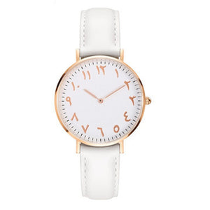 Blanche - Arabic Watch - 2 Styles