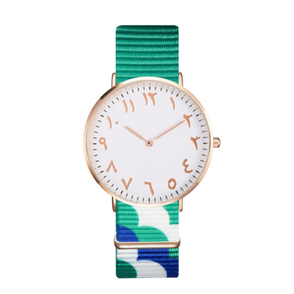 Chromatic - Arabic Watches - 10 Styles
