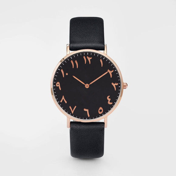 Midnight - Arabic Watch - 3 Styles