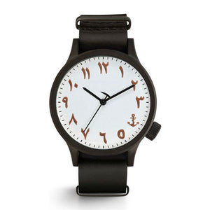 Anchor - Arabic Watch - 6 Styles
