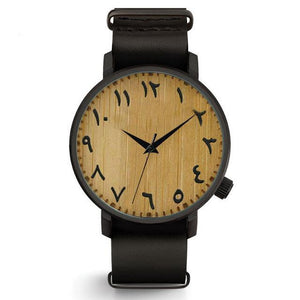 Oak - Arabic Watch - 6 Styles