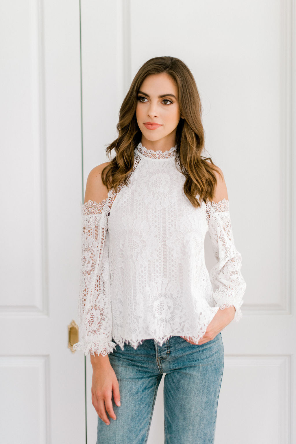 Lace of Your Dreams Blouse