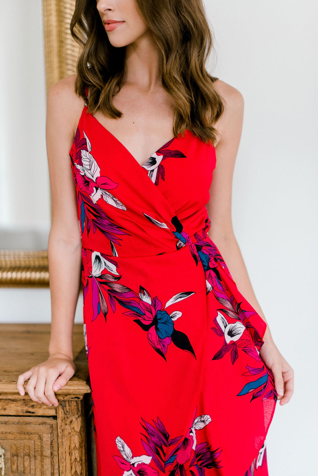 Scarlett Love Floral Dress