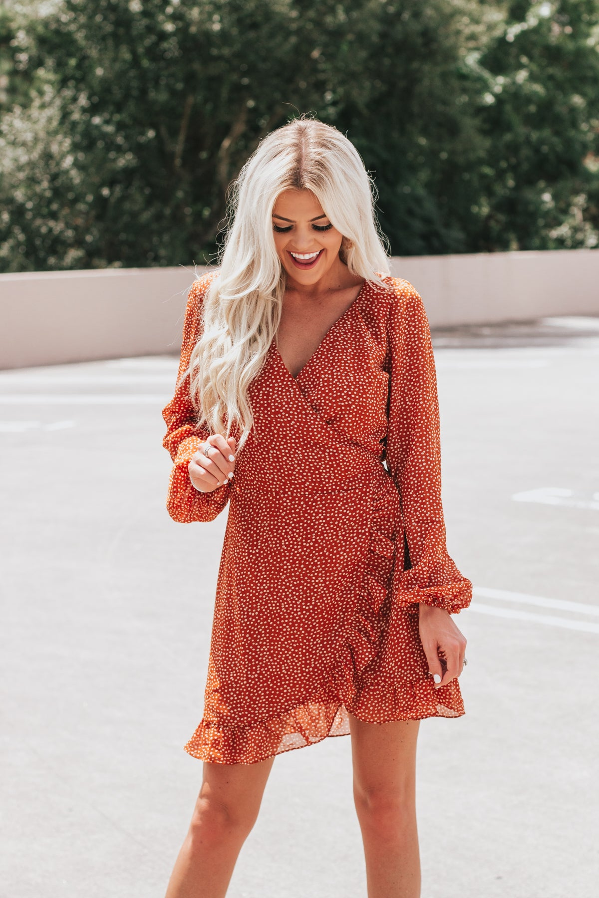 All At Once Dress