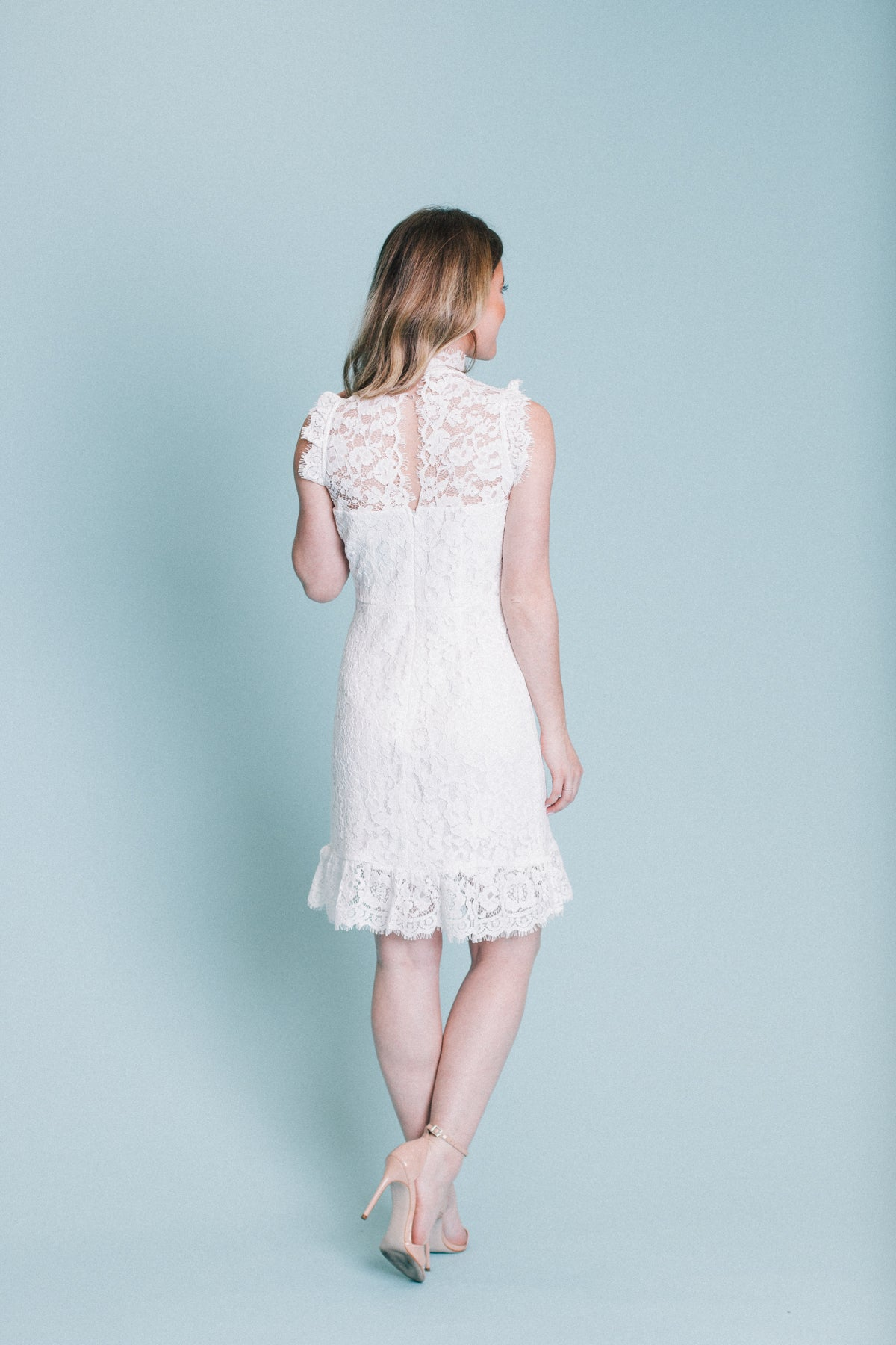 Ever Be Lace Dress