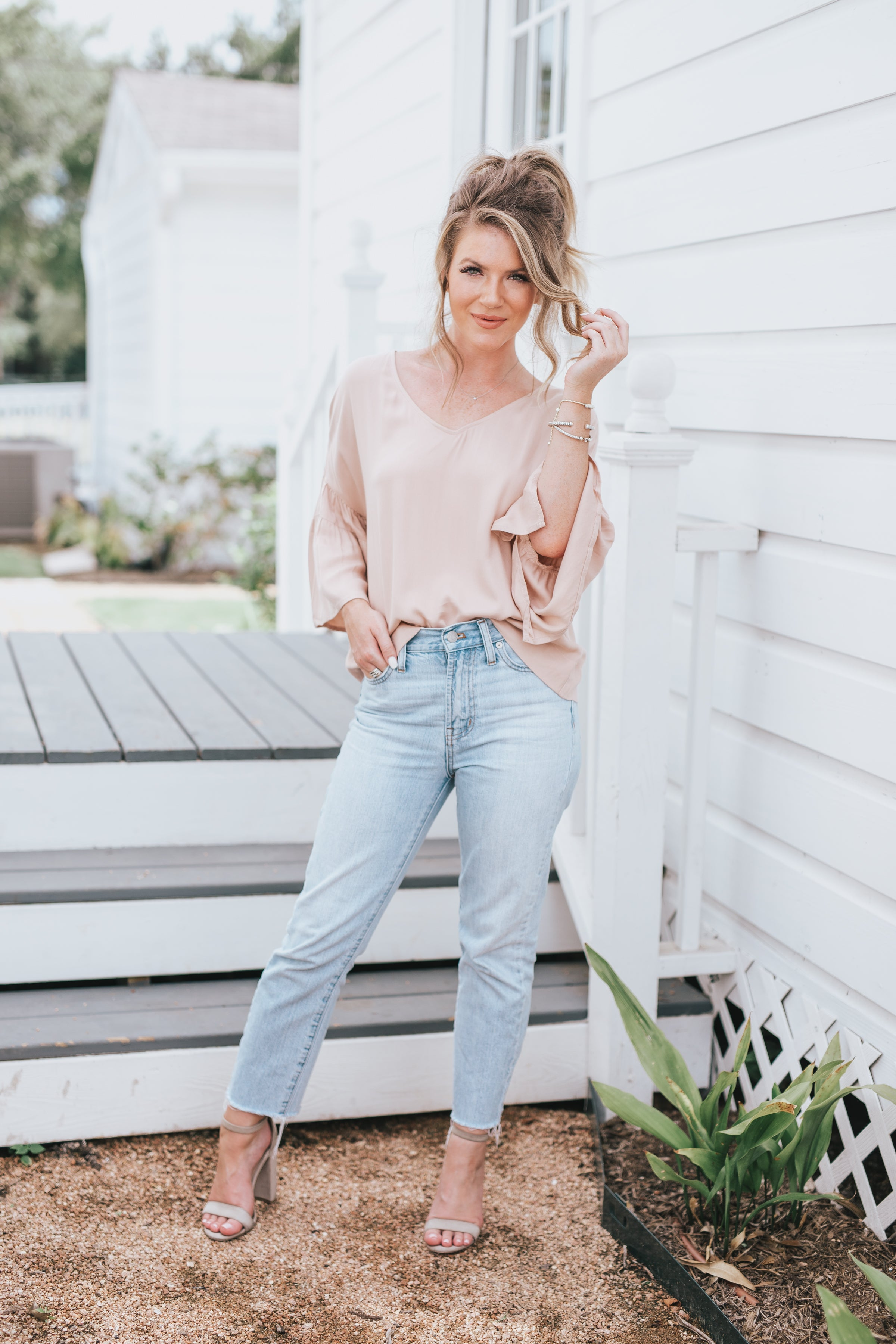 Sweet Life Blush Top