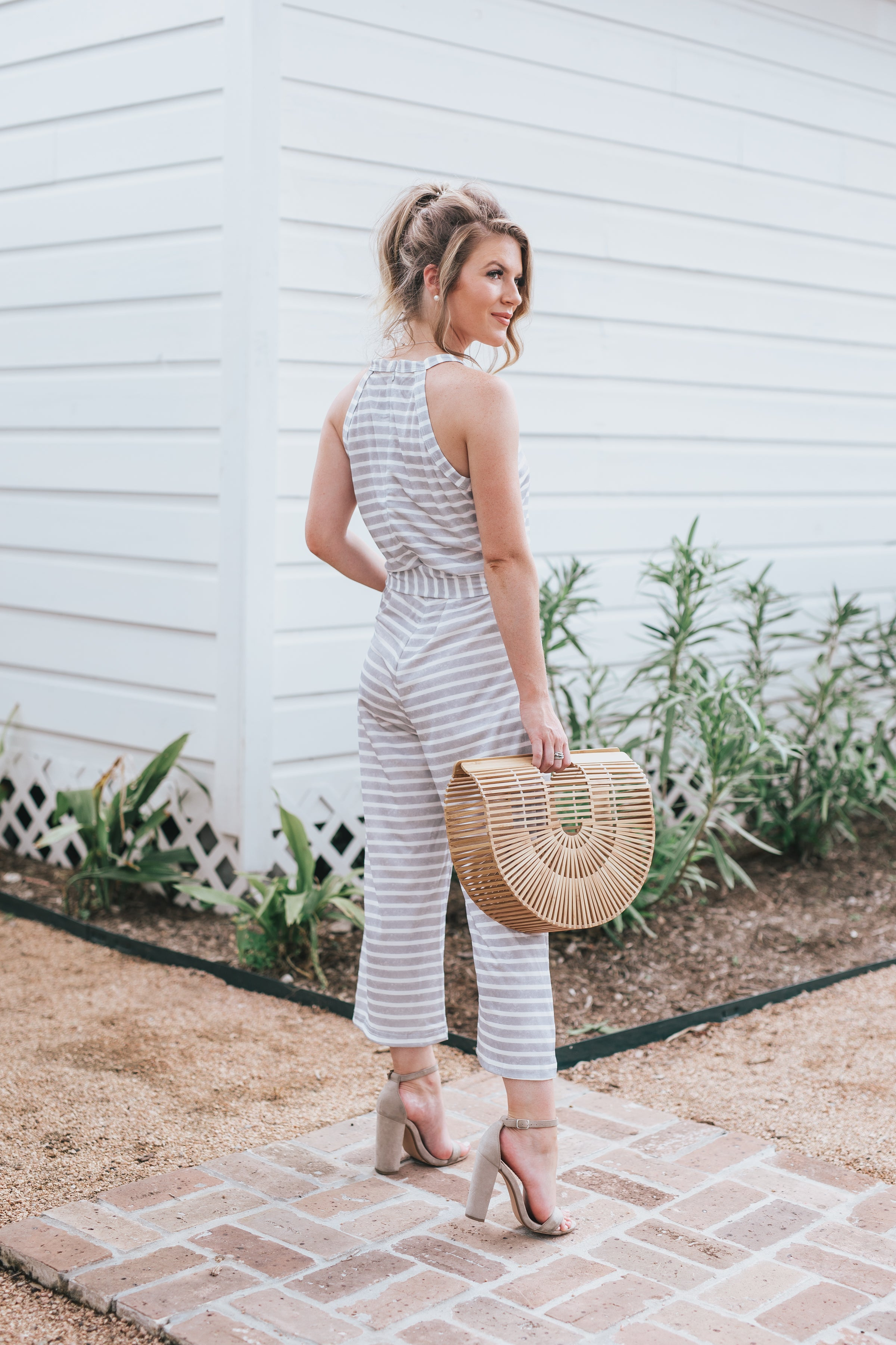 Road Tripping Jumpsuit  *FINAL SALE*