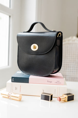 Mini Briefcase Crossbody