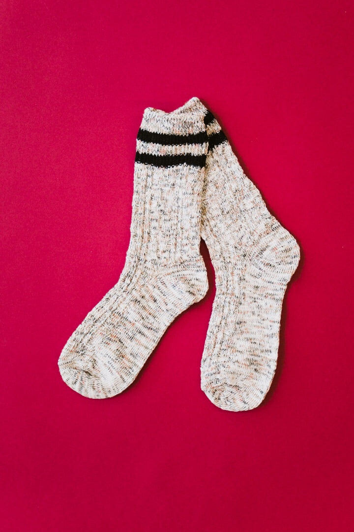 It's Fall Cable Knit Socks *FINAL SALE*