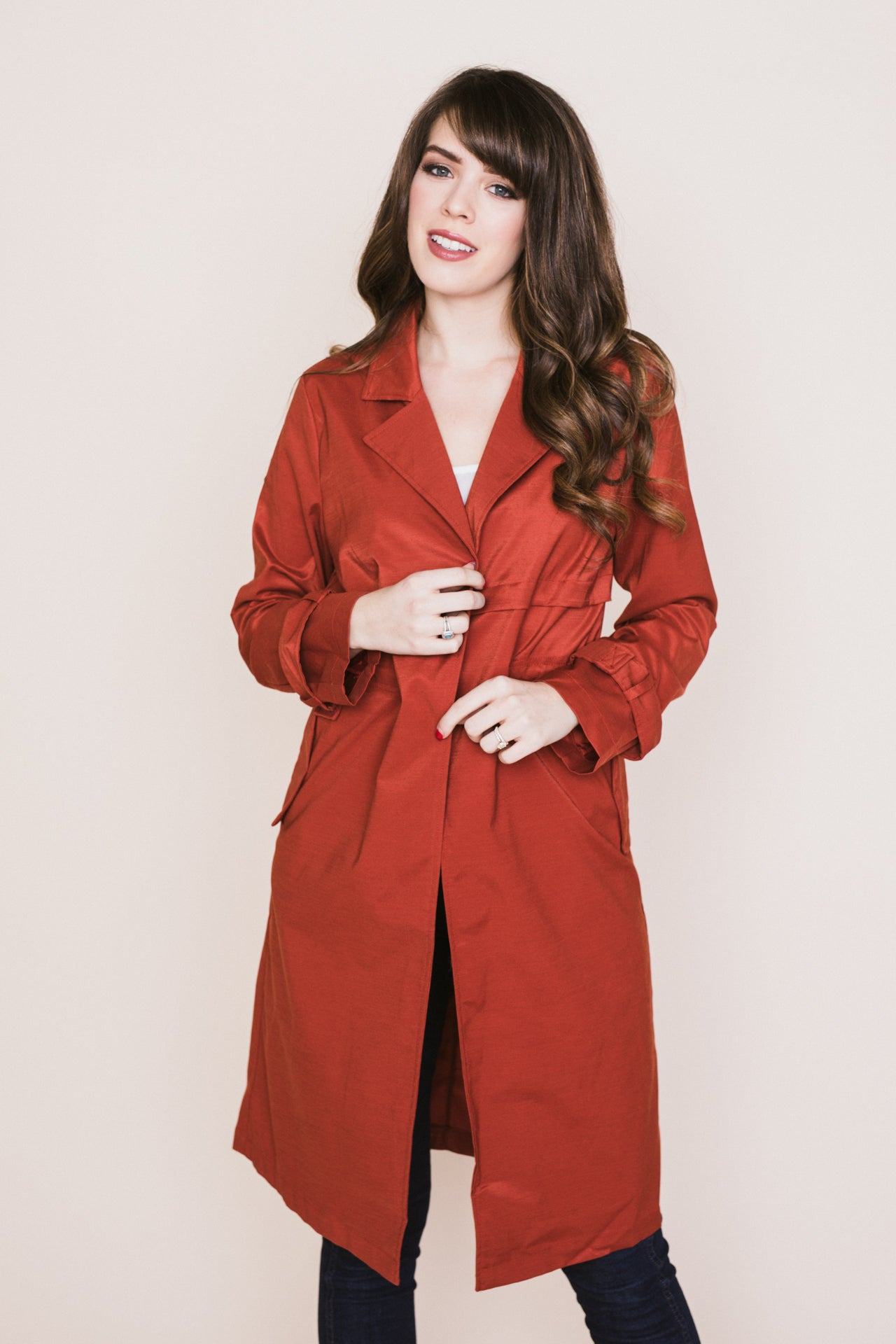 Cherish Trench Coat *FINAL SALE*