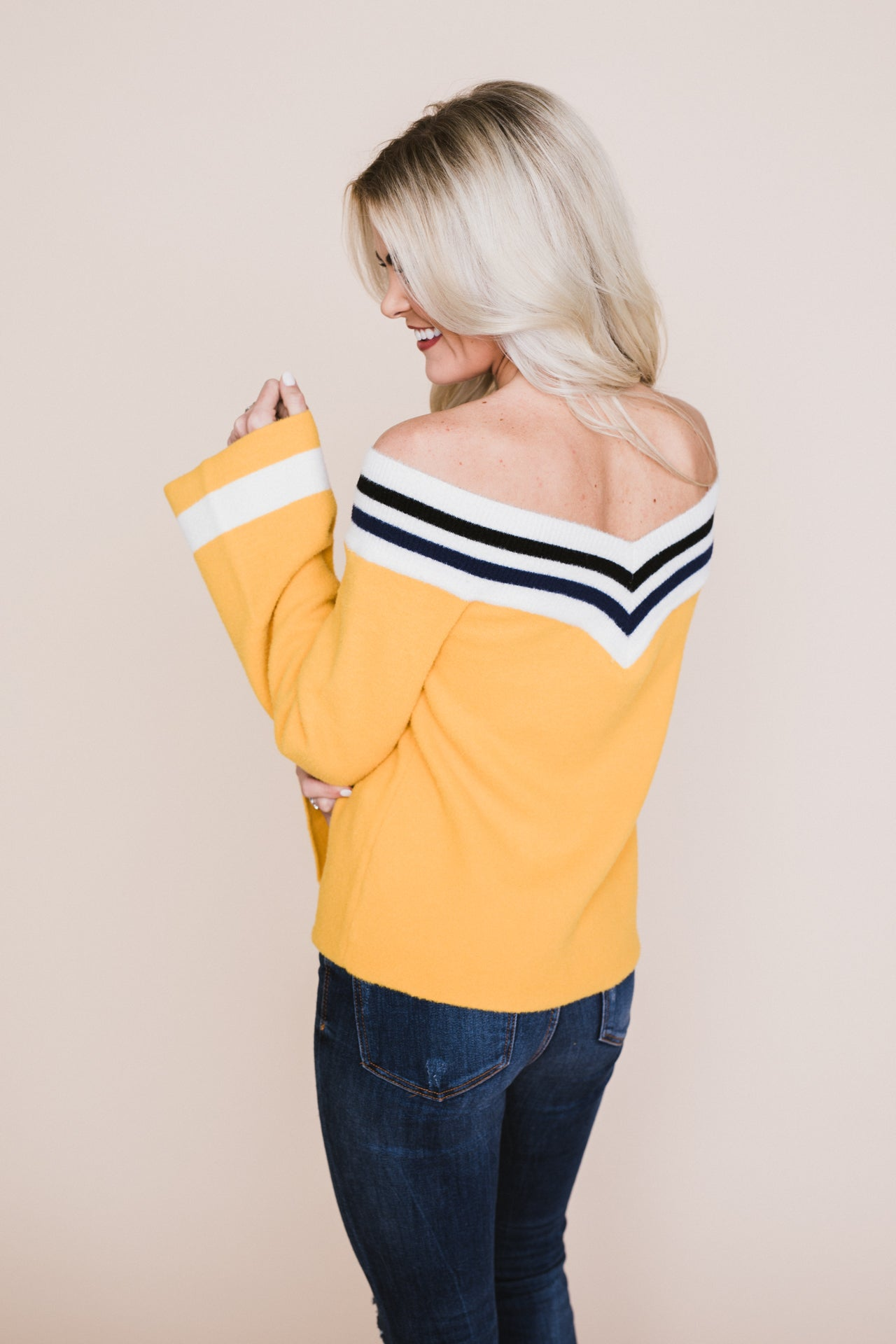Sandra Dee Sweater *FINAL SALE*