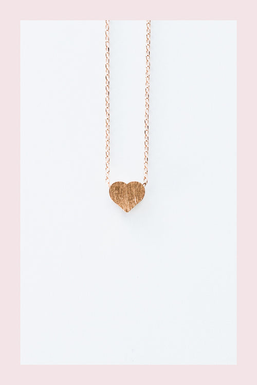 Heart Necklace  *FINAL SALE*