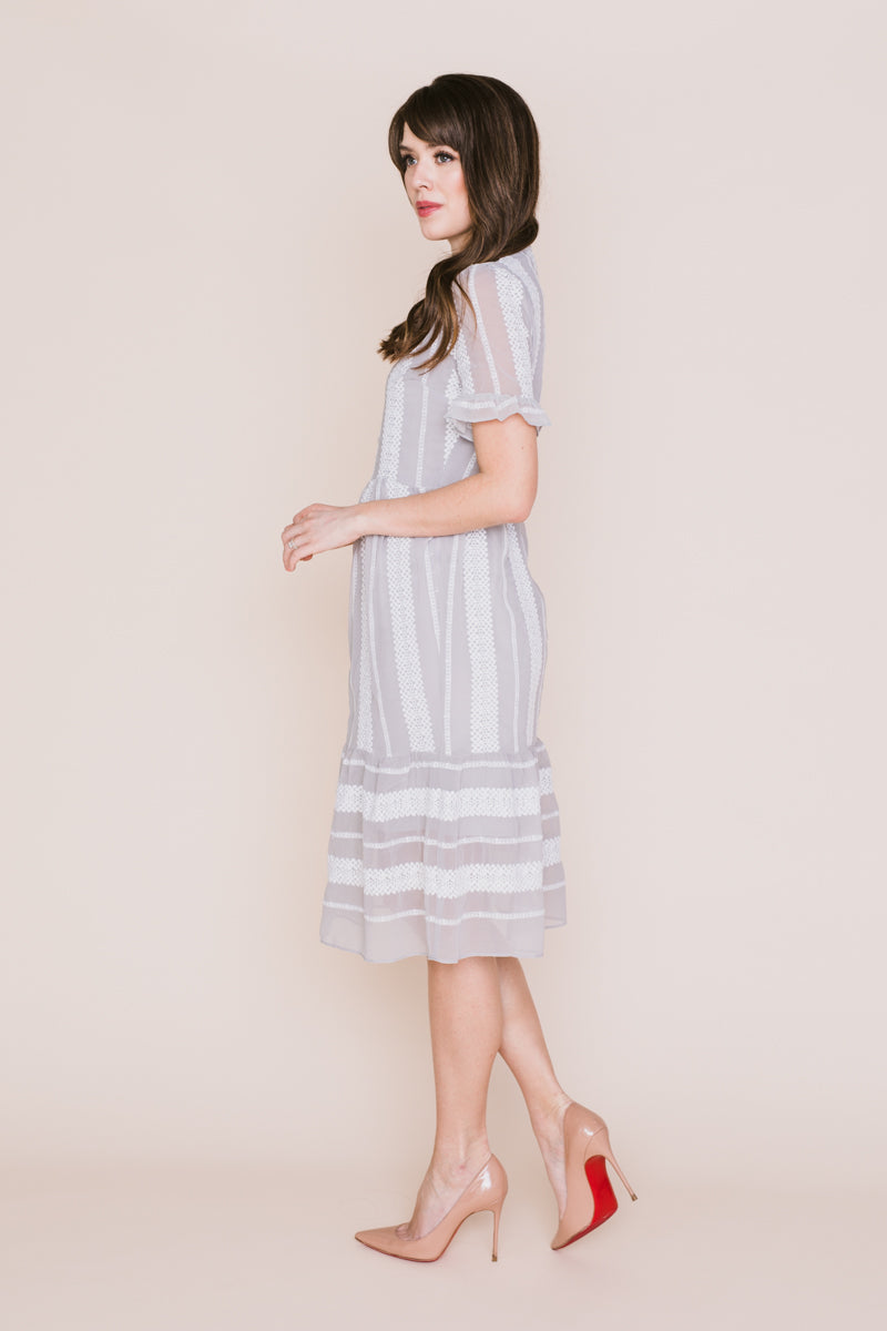 Easy To Love Midi Dress